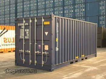 контейнерная отправка грузов по России