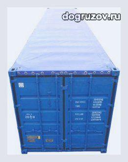 Вес 20 футового контейнера