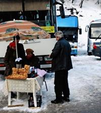 обед грузовые авто перевозки по России