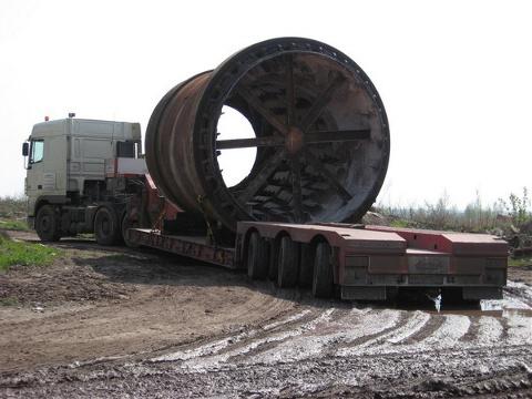Перевозка проектных грузов Санкт Петербург